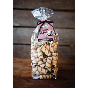 COTTAGE DELIGHT CHOCOLATE WAFERS 175G