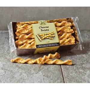COTTAGE DELIGHT CHEESE TWIST 125G
