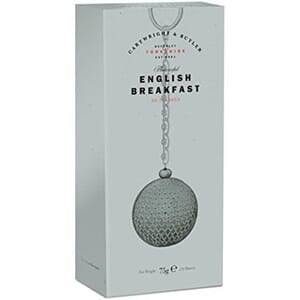 CARTWRIGHT & BUTLER ENGLISH BREAKFAST TEA 30POS