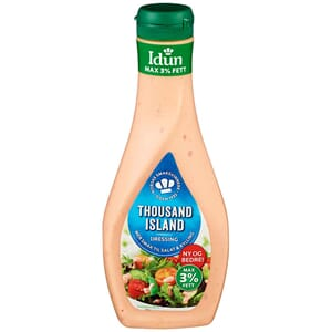 IDUN DRESSING THOUSAND ISLAND MAKS 3% 465ML
