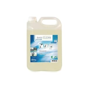 BASICLEAN GLASS AND MIRROR CLEANER 5L