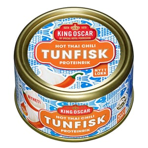 KING OSCAR TUNFISK THAI CHILI 85G