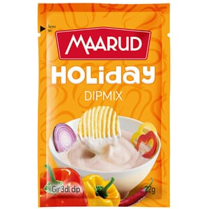 MAARUD DIPMIX HOLIDAY 22G