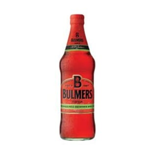 BULMERS CIDER RED BERRIES 0,5L FL STK