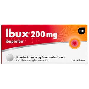 IBUX TABLETT 200MG 20STK