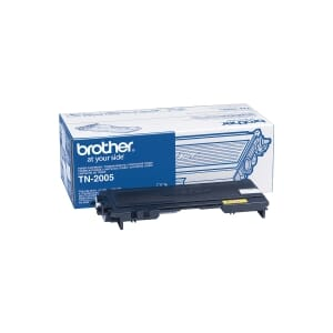 BROTHER TN2005 LASERTONER SORT