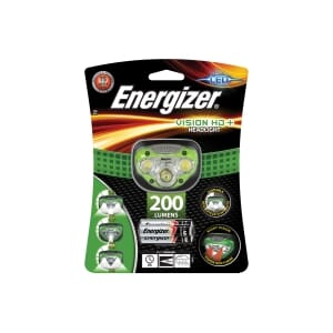 ENERGIZER ADVANCED HODELYKT 7 LEDS