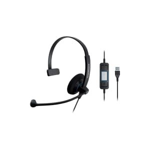 SENNHEISER SC 30 USB ML HEADSETT