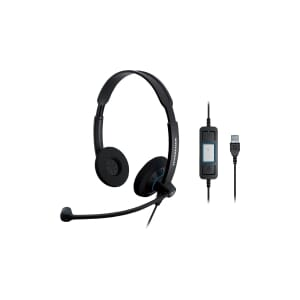 SENNHEISER SC 60 USB ML HEADSETT