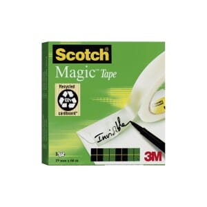 3M SCOTCH MAGIC 810 TAPE 19 MM X 66 M