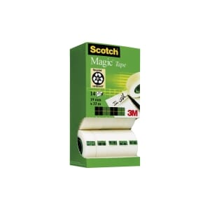 PK14 3M SCOTCH MAGIC TAPE INKL 2R GRATIS
