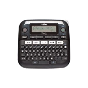 BROTHER PT-D210VP P-TOUCH MASK QWERTY