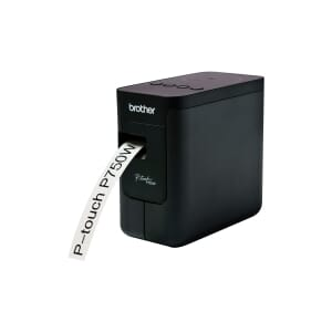 BROTHER PT-P750W P-TOUCH MERKEMAS QWERTY