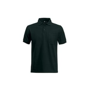 ACODE HEAVY POLOSHIRT SORT XL
