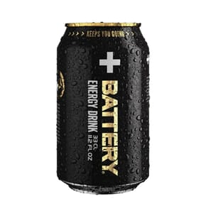 BATTERY ENERGY DRINK 0,33L