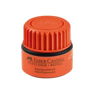 FABER-CASTELL HIGHLIGHTER REFILL ORANGE