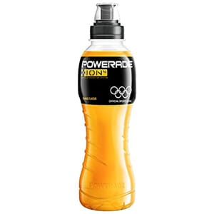 POWERADE ORANGE 0,5L