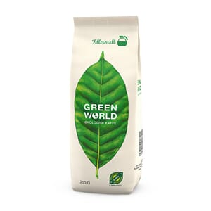 GREEN WORLD FILTER ØKO 250G KARTONG 12STK