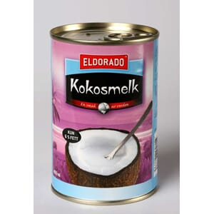 ELDORADO KOKOSMELK LETT 400ML