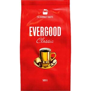 EVERGOOD FILTERMALT 500G
