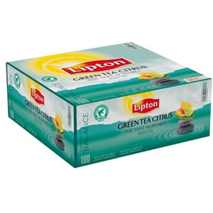 LIPTON GREEN TEA CITRUS 100POS