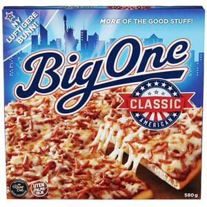 BIG ONE CLASSIC PIZZA 585G