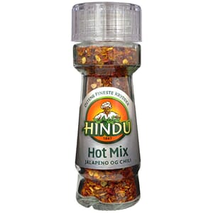 HINDU HOT MIX JALAPENO CHILI 38G