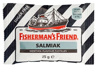 FISHERMANS FRIEND SALMIAK 25G