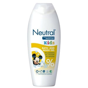 NEUTRAL KIDS BATH & WASH 250ML