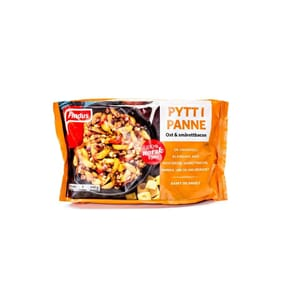 FINDUS PYTT I PANNE OST BACON 540G