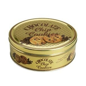 CHOCOLATE CHIP COOKIES BKS 400G