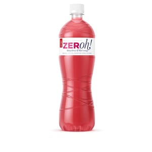 ZEROH! STRAWBERRY RED ORANGE 0,8L
