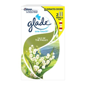 GLADE ONE TOUCH TWIN LILY REFILL 20ML