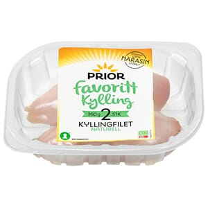 PRIOR FAVORITT KYLLINGFILET 350G