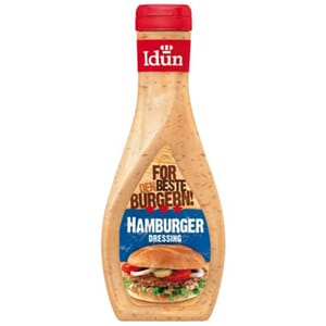 IDUN DRESSING HAMBURGER 470G