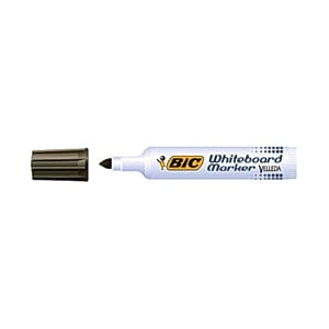 WHITEBOARDPENN BIC VELLEDA 1711 SORT 769267  STK