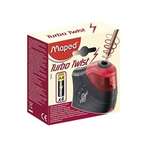 BLYANSPISSER MAPED ELEKTRISK TURBO TWIST 777677  1STK