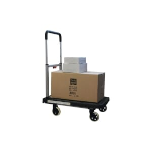 SAFETOOL 3807 FOLDABLE TROLLEY UP TO 150