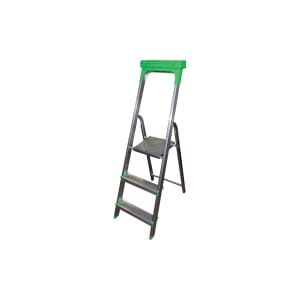 SAFETOOL 3730.03 LADDER 3 STEPS ALUMINIU