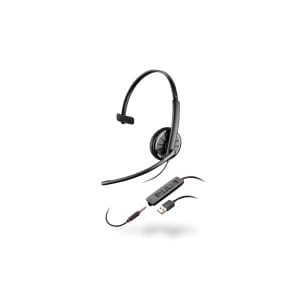 PLANTRONICS BLACKWIRE C315.1 HEADSETT