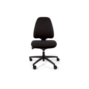 DAUPHIN FUNON OFFICE CHAIR BLACK