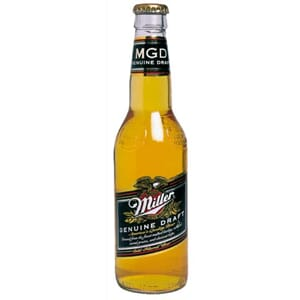MILLER GENUINE DRAFT 0,33L FL 6STK